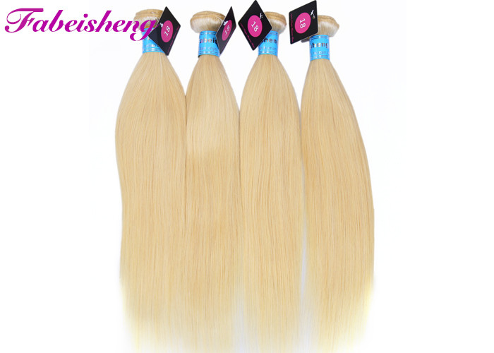 Straight Wave 30'' 11A 613 Blonde Human Virgin Hair